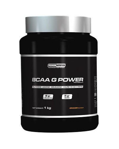 Premium Nutrition BCAA G Power 1kg