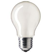 Лампа PHILIPS А55 40W E27 мат.