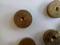 Алмазные волоки СКМ (наличие)