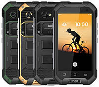 Смартфон Blackview BV6000, 3/32Gb, Ip68, 2sim, экран 4,7'' IPS Gorilla Glass 3, 4G, 13/5Мп, 4500mAh, Android 6