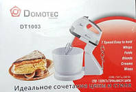 МИКСЕР Domotec DT 1003