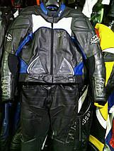 Мотокомбинезон бу  кожа  FLM, фото 2