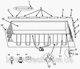 Intex 28352 (54982) - каркасный бассейн Ultra Frame 549x274x132 см, фото 3