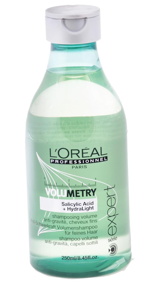 "Шампунь для придания объема тонким волосам ""L`Oreal""  Volumetry Shampoo (250ml)"