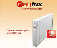 Стальной Радиатор 500x1000 тип 22 DayLux (боковое подключение)