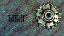 Звездочка GA7154 натяжная с подшипником Sprocket W/Bearing, 18 Tooth KINZE GA5103 запчасти JD an213034