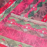 Сатин плательный на хлопковой основе набор отрезов цена за набор 2,4 метра 192 грн, фото 3