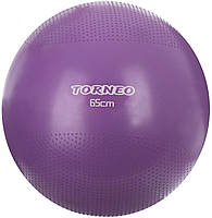 Мяч гимнастический Torneo 65 см (A-209)