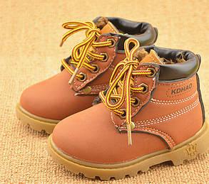 Детские ботинки зимние, фото 2
