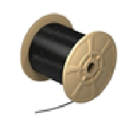 Изолированный токоотвод d=23мм,  бухта L=100м isCon 1000 SW (5408004)