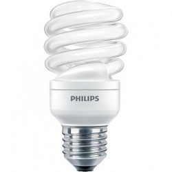 Лампа эконом. PHILIPS Econ Twister 20W-91 Watt CDL E27 220-240V