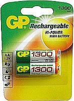 Аккумулятор быт. GP 130AAHC-UA, Ni-MH AA, R6, 1,2 V, 1300mAh
