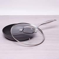 Сковорода с тефлоновым покрытием 24 см Kamille (4284)