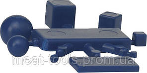 Металодетектор темно-синій, VIKAN 111199