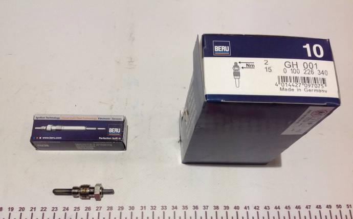 Свеча накала 8V автономка (webasto) M10x1,0mm, фото 2
