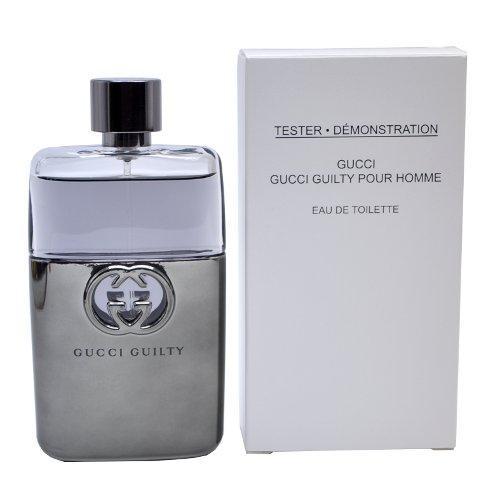 Gucci Guilty Pour Homme туалетная вода 90 ml. (Тестер Гуччи Гилти Пур Хом)