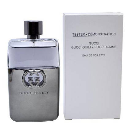 Gucci Guilty Pour Homme туалетная вода 90 ml. (Тестер Гуччи Гилти Пур Хом), фото 2