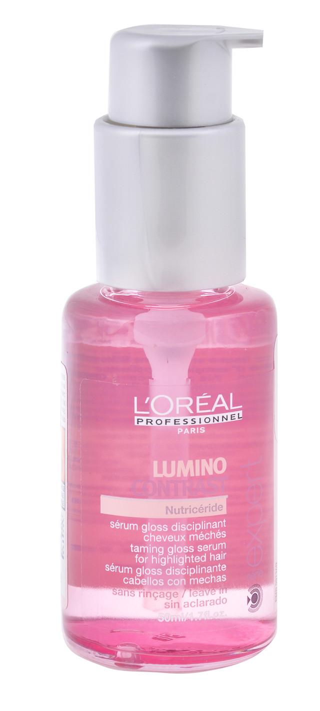 """Гель-флюид для мелированных волос """"L'Oreal"""" Lumino Contrast (50ml)"""