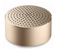 Портативная колонка Xiaomi Mi Portable Bluetooth Speaker Gold