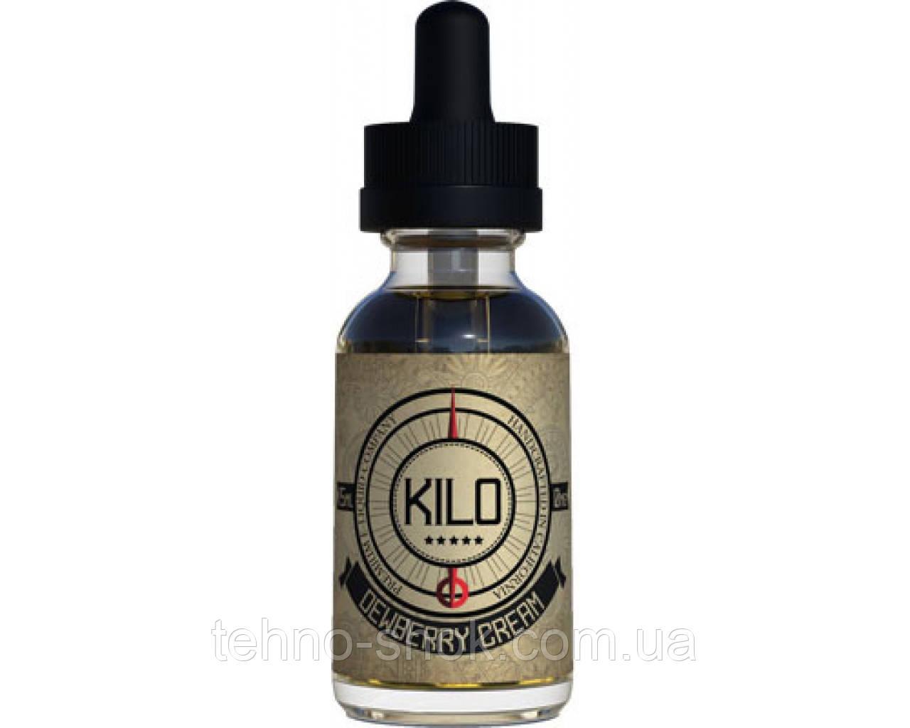 """Жидкость для электронных сигарет Kilo 30ml """"Dewberry Cream"""""""