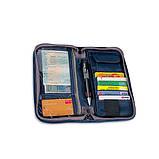 Кошелек Tatonka Travel Zip L RFID B, фото 3