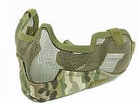 Защитная металлическая сетка, Multicam