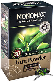 Чай зелений Мономах Зелена Перлина 100 г