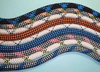 [100м] Верёвка статическая высокопрочная 12мм «Мирали» (класс А) 3140кг Валтекс