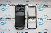 Задняя панель корпуса для мобильного телефона Nokia 6700с Silver