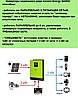 Сетевой солнечный инвертор с резервной функцией AXIOMA Energy ISGRID 3000 , фото 2