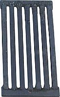 Решетка колосниковая (колосник) печная К 400 (400 х 205 мм.)