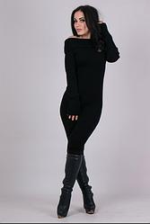 Однотонное платье - Ксюша
