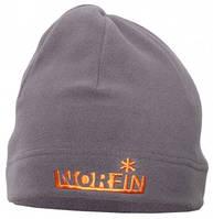 Шапки Norfin Fleece серый