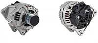 Генератор OPEL Astra 1.6GTC, 1.6Turbo, Corsa 1.6Turbo, Zafira 1.6Turbo, 0124425060, 0986080100, 13222933