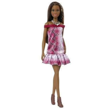 """Лялька Барбі """" Модниця Грейс 2016/ Barbie Fashionistas Doll 21 Pretty in Python - Original"""