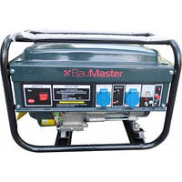 Генератор бензиновый 3000 Вт BauMaster