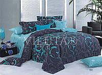 Комплект постельного белья Ранфорс 9844 Семейный