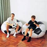 Intex Интекс 68557 Кресло Футбольный мяч