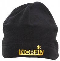 Шапка Norfin Fleece черный