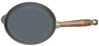 Сковороды чугунные 22 см