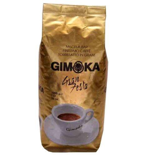 голд Кофе зерновой Gimoka Gran Gala фото