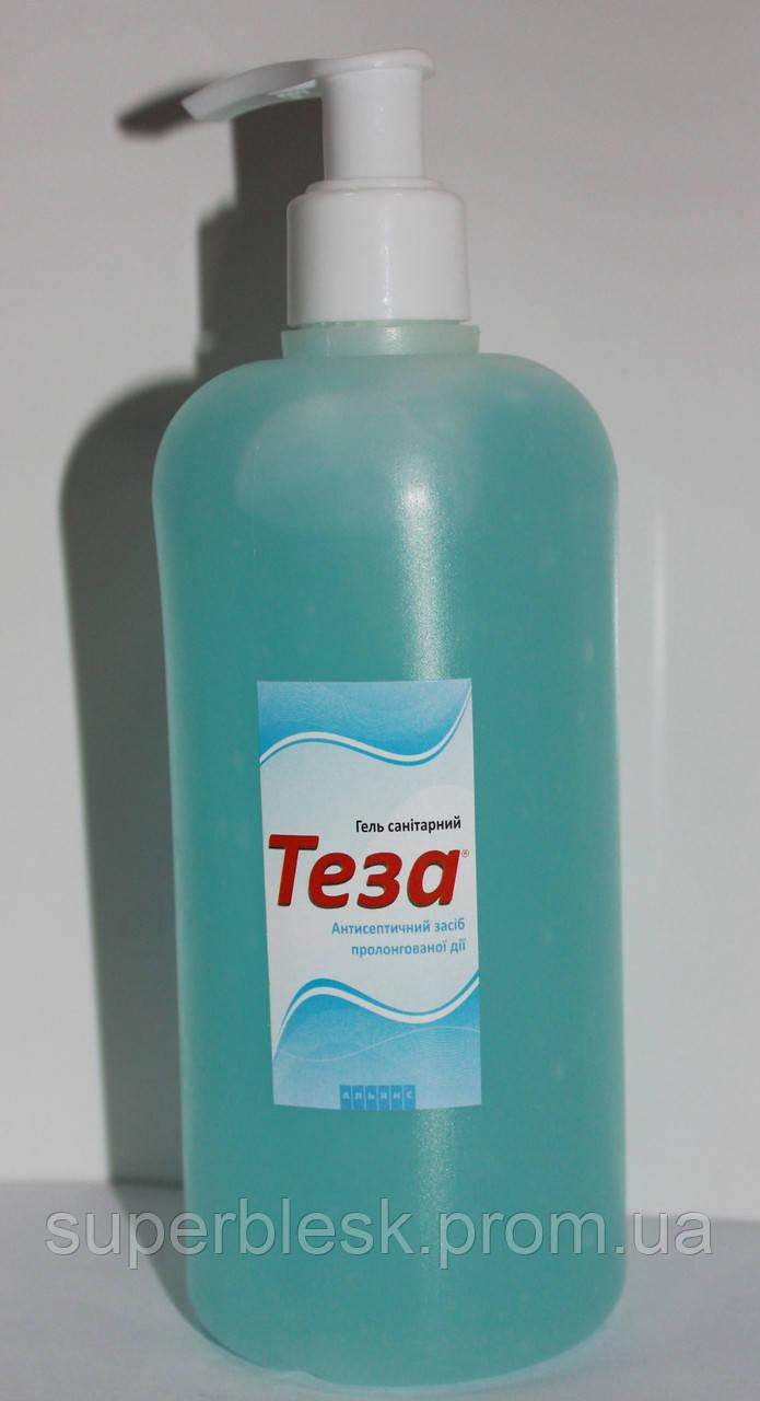 Гель антибактериальный спиртовой, 500 мл