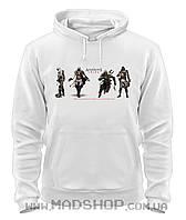 Толстовка Кредо Ассасина Assassin's Creed heroes