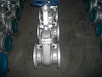 Задвижка стальная 30с41нж Ду100 Ру16 литая фланцевая с выдвижным шпинделем