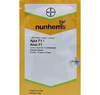 Семена огурца Аякс F1 (Nunhems) 1 000 семян - пчелоопыляемый, ультра-ранний гибрид (42-44 дня)