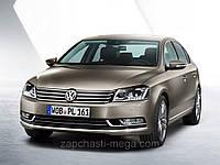 Усилитель бампера переднего,заднего на Фольксваген Пассат (Volkswagen Passat) 2005-2010, фото 1