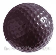 """Поликарбонатная форма """" Сфера-мячик для гольфа д.30 мм"""""""