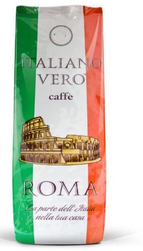 Кофе зерновой Italiano Vero Roma фото
