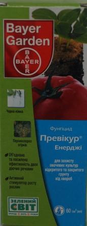 Купить Превикур Энерджи 60 мл (от черной ножки,  корневой гнили)