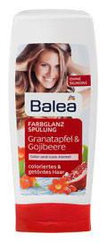 Бальзам Balea для окрашенных волос с ароматом граната и ягод Годжи 300мл